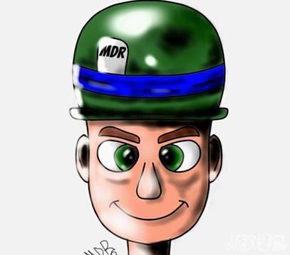 海岛奇兵十一月优秀游戏人物绘画作品分享