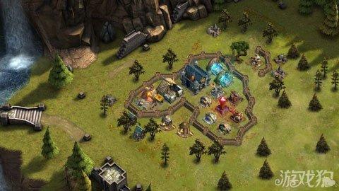 战略游戏对抗王国明年亮相