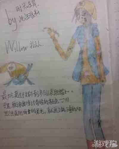 愤怒的小鸟stella粉色小鸟手绘图