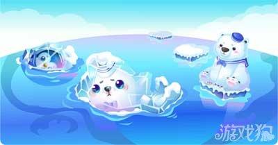 开心消消乐萌萌的海洋小动物不见啦