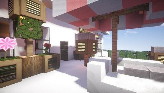 我的世界别墅设计图实例展示