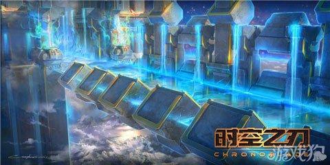 图二:超前的科技打造出梦幻般的宫殿