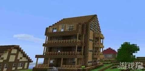 我的世界房子设计图收集汇总展示