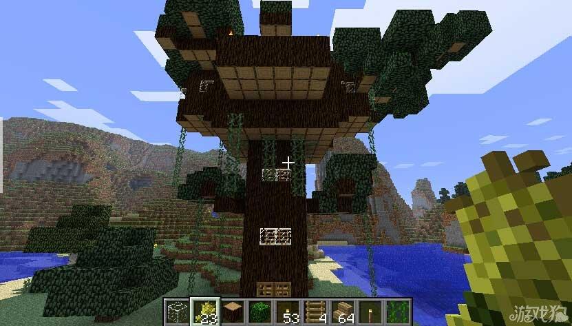 我的世界房子设计图 我的世界房子教程