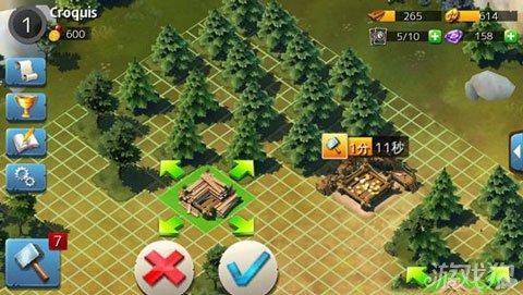 中世纪风格的策略游戏冰火围城将登陆