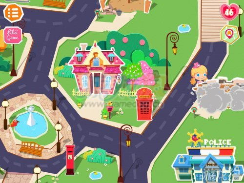 糖果小镇抢先体验 剪纸风格的小游戏