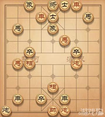 天天象棋分析專業術語之直線型棋子走法_天天