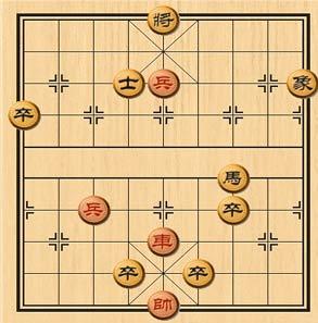 天天象棋引出千里独行残局破解方式