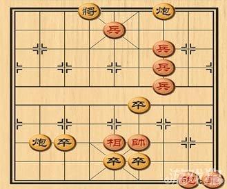 天天象棋专业棋局将军挂印阐述_天天象棋