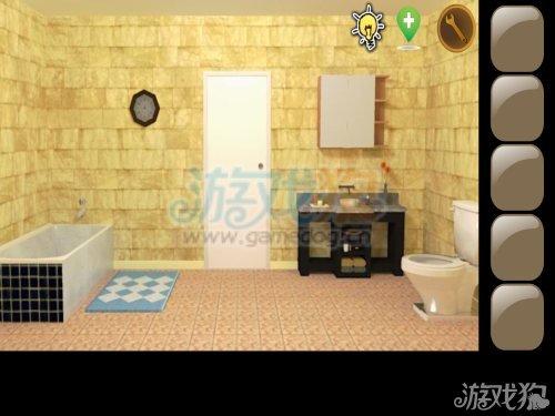 攻略游戏旅行系列4第二关快速逃脱青蛙_逃生中国密室比赛秘籍图片