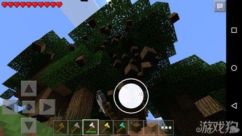 我的世界真实砍树mod手机版分享