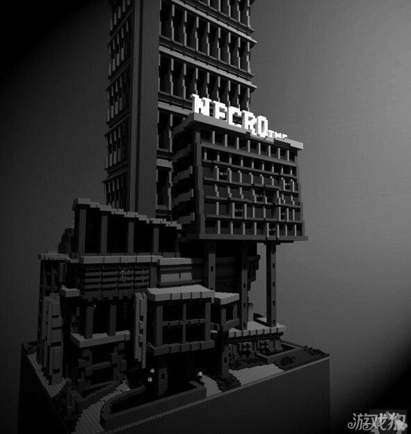 我的世界房屋设计图大全 现代风格建筑,近日,由BlockWorks举办,并获得英国皇家建筑师协会鼎力合作的野兽派建筑展开幕,当然这可不是真的建筑,而是我的世界游戏中的艺术品。