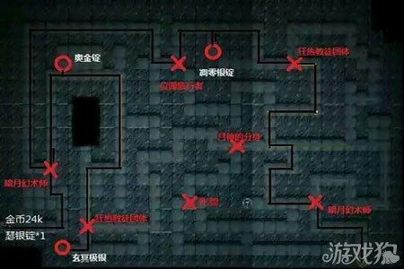 地下城堡位面栈道怪物属性详解