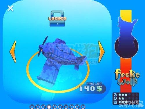 像素之翼飞机类型及属性全面解析_游戏狗安卓游戏