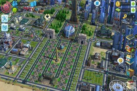 模拟城市建造完整城市规划图鉴