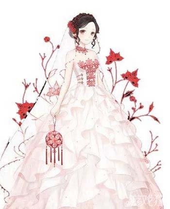 奇迹暖暖国庆活动唯美婚纱套装来袭