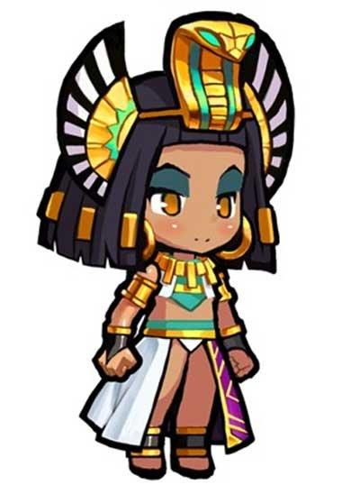 埃及的传奇动物图片