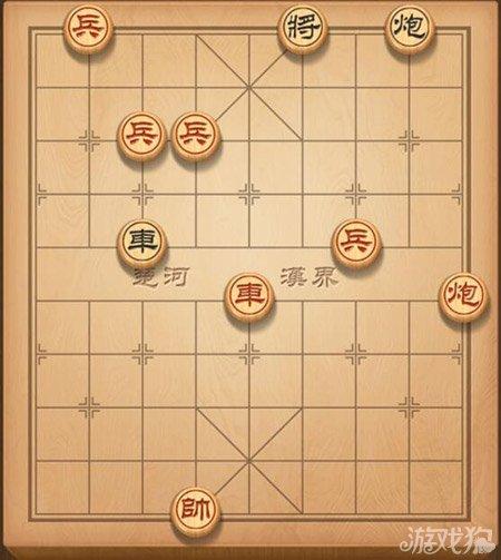 中国象棋残局解密之无限将军解析_中国象棋