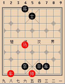 中国象棋高手走棋惯用术语解读图片