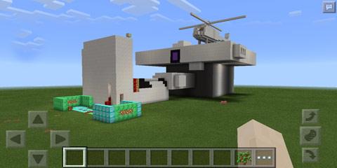 我的世界豪宅模型建筑