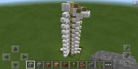我的世界红石电子建筑