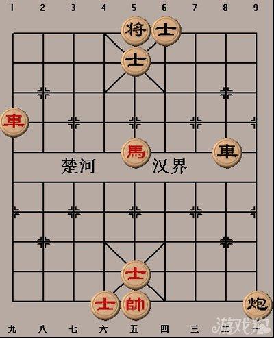 中国象棋高手常用技巧将军带子解析_中国象棋