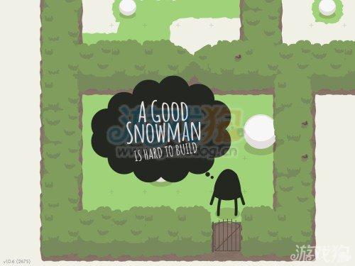 雪人难堆攻略堆雪人通关步骤图解大全