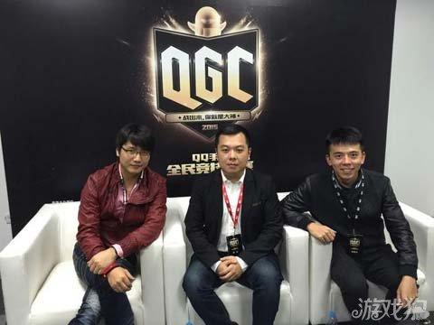 QGC巅峰人物专访 全民移动电竞时代到来