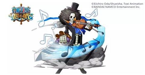 航海王启航骷髅人布鲁克技能玩法分享