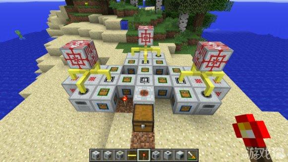 我的世界工业2模组自动化制作煤粉教程