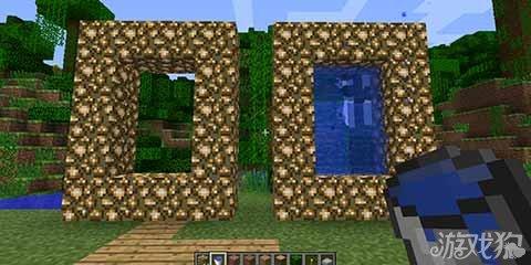 我的世界天堂之门怎么做 挑战更厉害世界图片