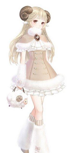 暖暖甜美可爱的小裙子