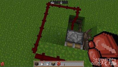 我的世界新手必须超简单造石机红石教程