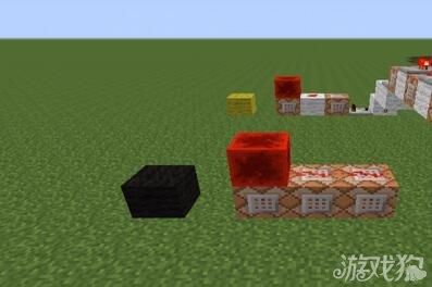 我的世界天降陨石怎么用命令方块制作图片