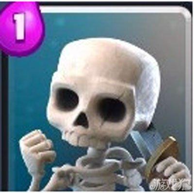 视频v视频战争皇室小部落卡牌详解李小璐秒不21的雅骷髅图片