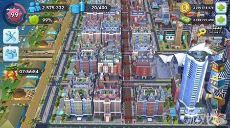 模拟城市建造节日庆典主题设计介绍