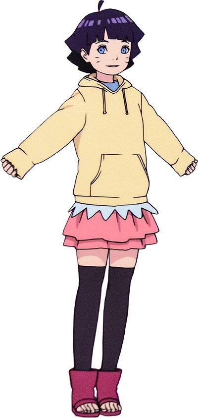漩涡向日葵,日本动漫火影忍者系列中的人物,在漫画700话中首次出场,是