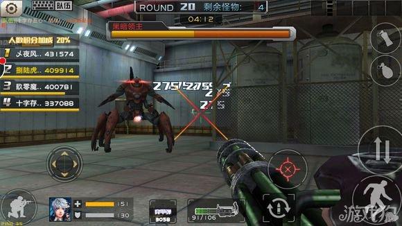 加特林在争霸模式中,是基地忠实的守护者,100 的射速,160 的英雄打击图片