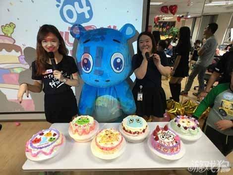 开心消消乐两周年纪念日小动物蛋糕来袭