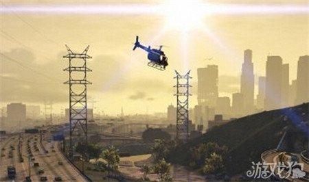 侠盗猎车手4武装直升机_侠盗超级版玩武装直升飞机侠盗猎车手4自由
