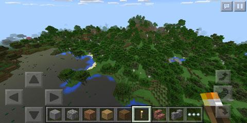 森林游戏资源分布图