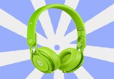 Beats Mixr头戴式耳机