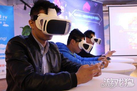 vr电子竞技_R虚拟与现实产业热潮WVA首届VR电子竞技大