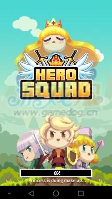 英雄小隊初試玩 帶著弟兄們一起去戰鬥吧