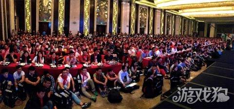 2016年 iWeb峰会上海站现场