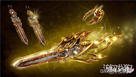 6.15内测御剑情缘全新飞剑设计手稿放出