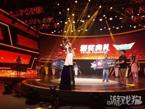 全民飞机大战tga总决赛冠军选手安诺专访