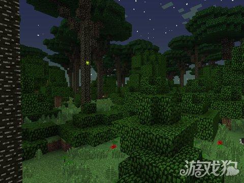 我的世界超级难走的森林 茂密森林介绍