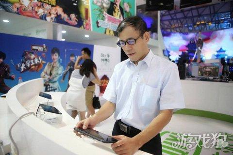 游戏制作人饶瑞钧专访 浅谈明星