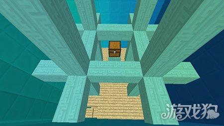 极地冰虫_我的世界暮色最美的建筑 极光宫殿介绍_我的世界_游戏狗